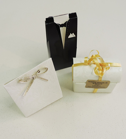 Wedding Cakes favours