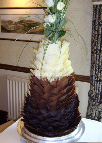 Chocolate Wedding: Image 4 (Lily)