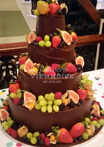 Chocolate Wedding: Image 5 (Exhibit 2)