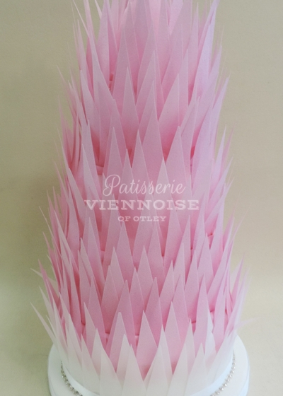 Something Different Cakes: Image 2 (Feather)